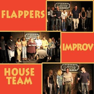 Flappers Improv House Team